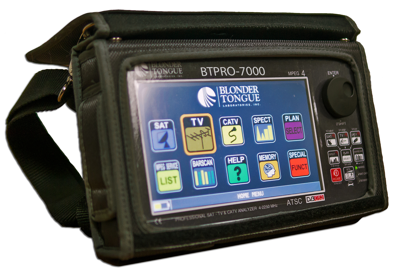 BTPRO-7000S HD Tablet Analyzer